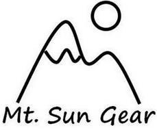 MT. SUN GEAR