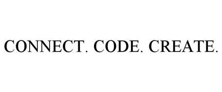 CONNECT. CODE. CREATE.