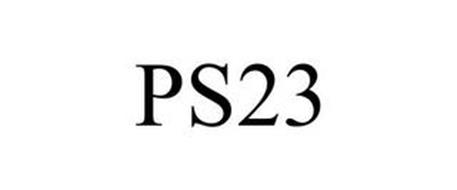 ps23 trademark of black eagle arrows serial number
