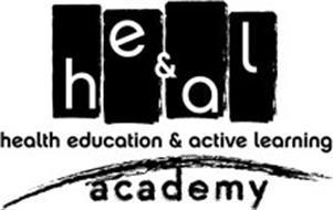 HE&AL HEALTH EDUCATION & ACTIVE LEARNING ACADEMY