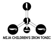 MIJA CHILDREN'S IRON TONIC
