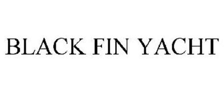 BLACK FIN YACHT
