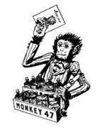 MONKEY DRUM MONKEY 47