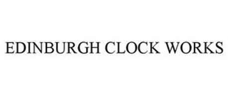 EDINBURGH CLOCK WORKS