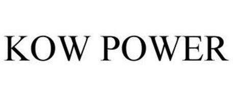 KOW POWER