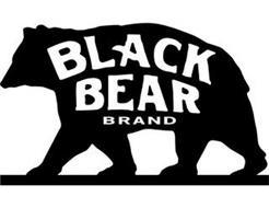 BLACK BEAR BRAND