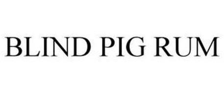 BLIND PIG RUM