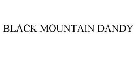 BLACK MOUNTAIN DANDY
