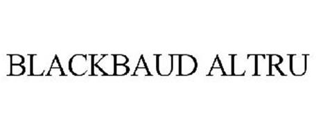 BLACKBAUD ALTRU