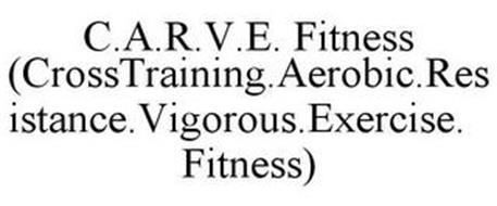C.A.R.V.E. FITNESS (CROSSTRAINING.AEROBIC.RESISTANCE.VIGOROUS.EXERCISE. FITNESS)