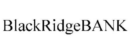 BLACKRIDGEBANK