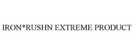 IRON RUSHN EXTREME PRODUCT