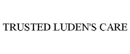 TRUSTED LUDEN'S CARE