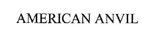 AMERICAN ANVIL