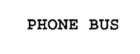 PHONE BUS