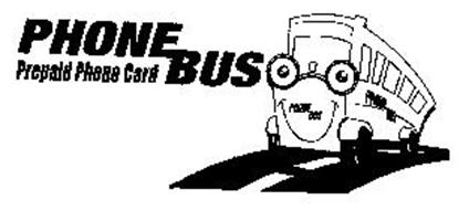 PHONE BUS PREPAID PHONE CARD