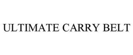 ULTIMATE CARRY BELT