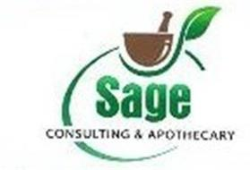 SAGE CONSULTING & APOTHECARY Trademark of BLANKENSHIP, VALERIE ...