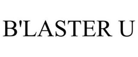 B'LASTER U