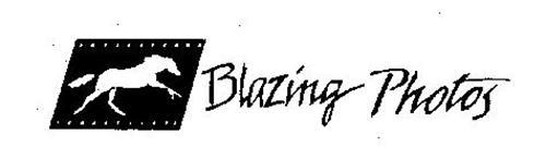 BLAZING PHOTOS