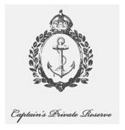 CAPTAIN'S PRIVATE RESERVE