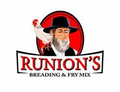 RUNION'S BREADING & FRY MIX
