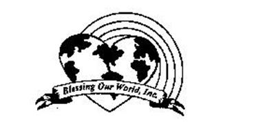 BLESSING OUR WORLD, INC.