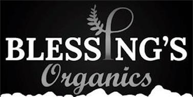 BLESSING'S ORGANICS