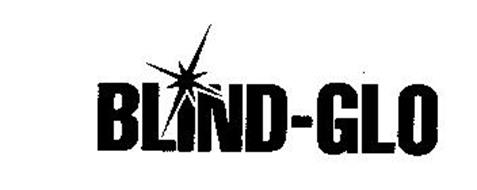 Blind Glo Trademark Of Blind Glo Products Inc Serial