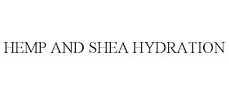HEMP AND SHEA HYDRATION
