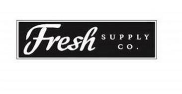 FRESH SUPPLY CO.