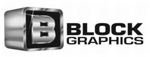 B BLOCK GRAPHICS