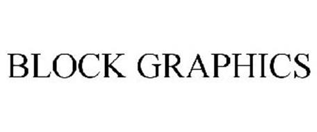 BLOCK GRAPHICS