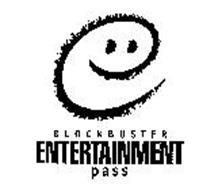 BLOCKBUSTER ENTERTAINMENT PASS