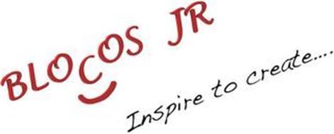 BLOCOS JR INSPIRE TO CREATE....