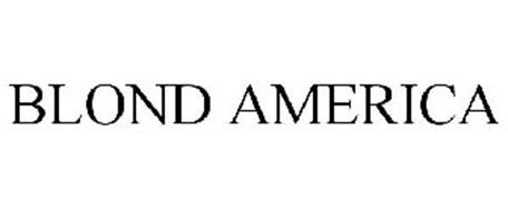 BLOND AMERICA