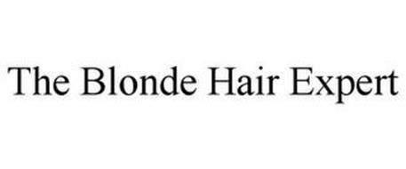 THE BLONDE HAIR EXPERT