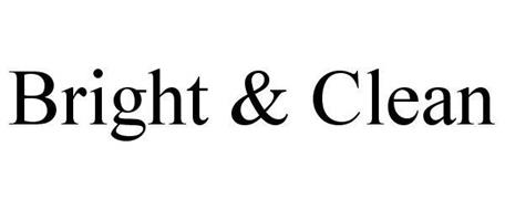 BRIGHT & CLEAN