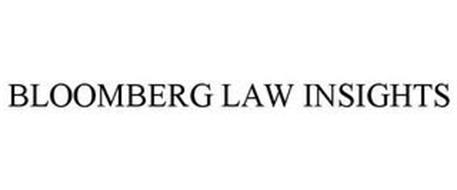 BLOOMBERG LAW INSIGHTS