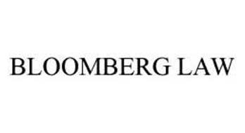 bloomberg law trademark of bloomberg lp serial number