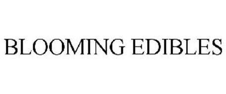 BLOOMING EDIBLES