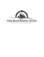 THE BLOOMING OVEN NATURALLY CREATED EDIBLES