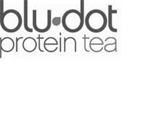BLU DOT PROTEIN TEA