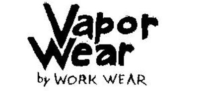 VAPOR WEAR BY WORK WEAR