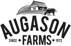 AUGASON SINCE FARMS 1972