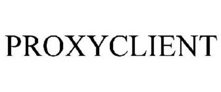 PROXYCLIENT