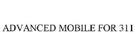 ADVANCED MOBILE FOR 311
