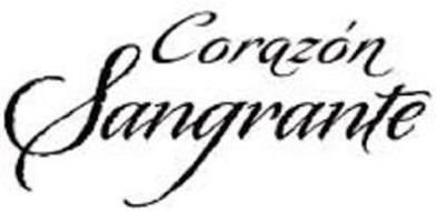 CORAZON SANGRANTE