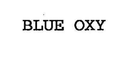 BLUE OXY