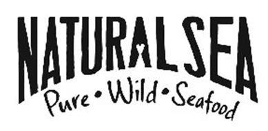 NATURAL SEA PURE WILD SEAFOOD